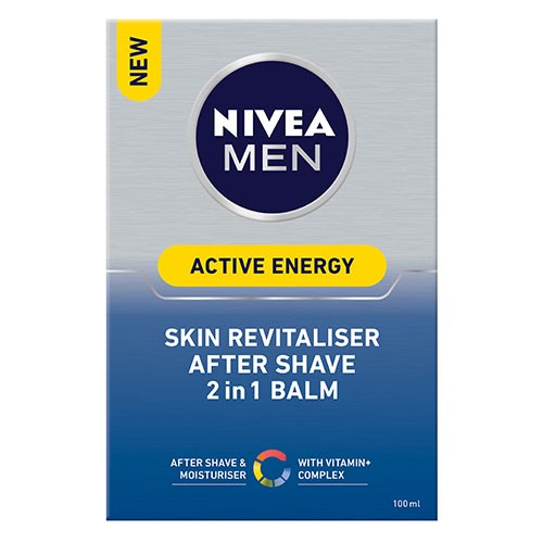 NIVEA MEN Active Energy After Shave Balm