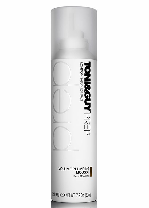 Toni&Guy Volume Plumping Mousse