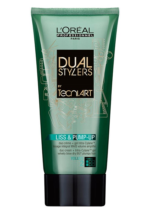 L'Oréal Professionnel Dual Stylers by Tecni.art Liss & Pump-Up