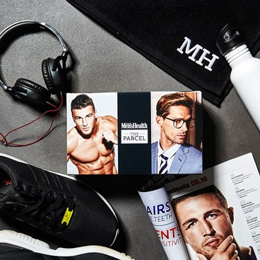 What's in the Men's Health Parcel