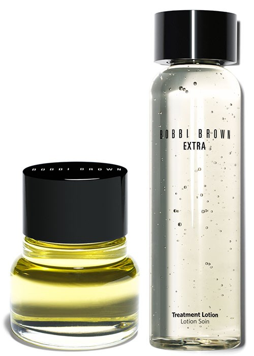 Bobbi Brown Extra Face Oil and Treatment Lotion
