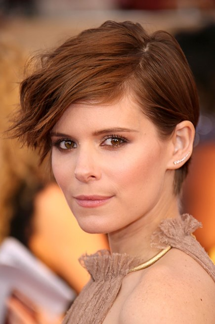 brown and red hair styles hair colours to try this winter crew 9253 | kate mara red hair