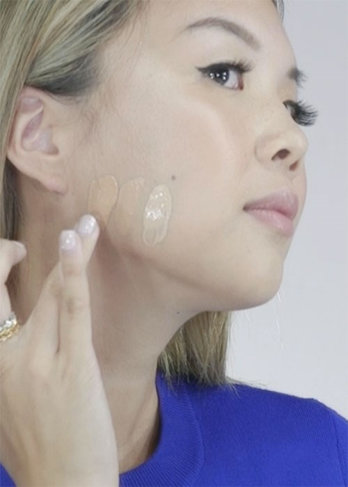 How To Pick The Perfect Foundation Shade   BEAUTY/crew