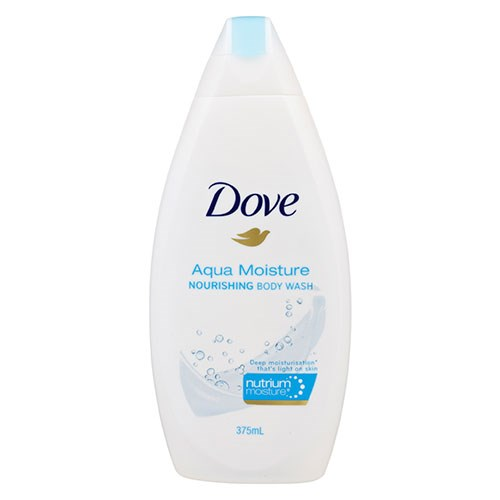 Dove Aqua Moisture Nourishing Body Wash