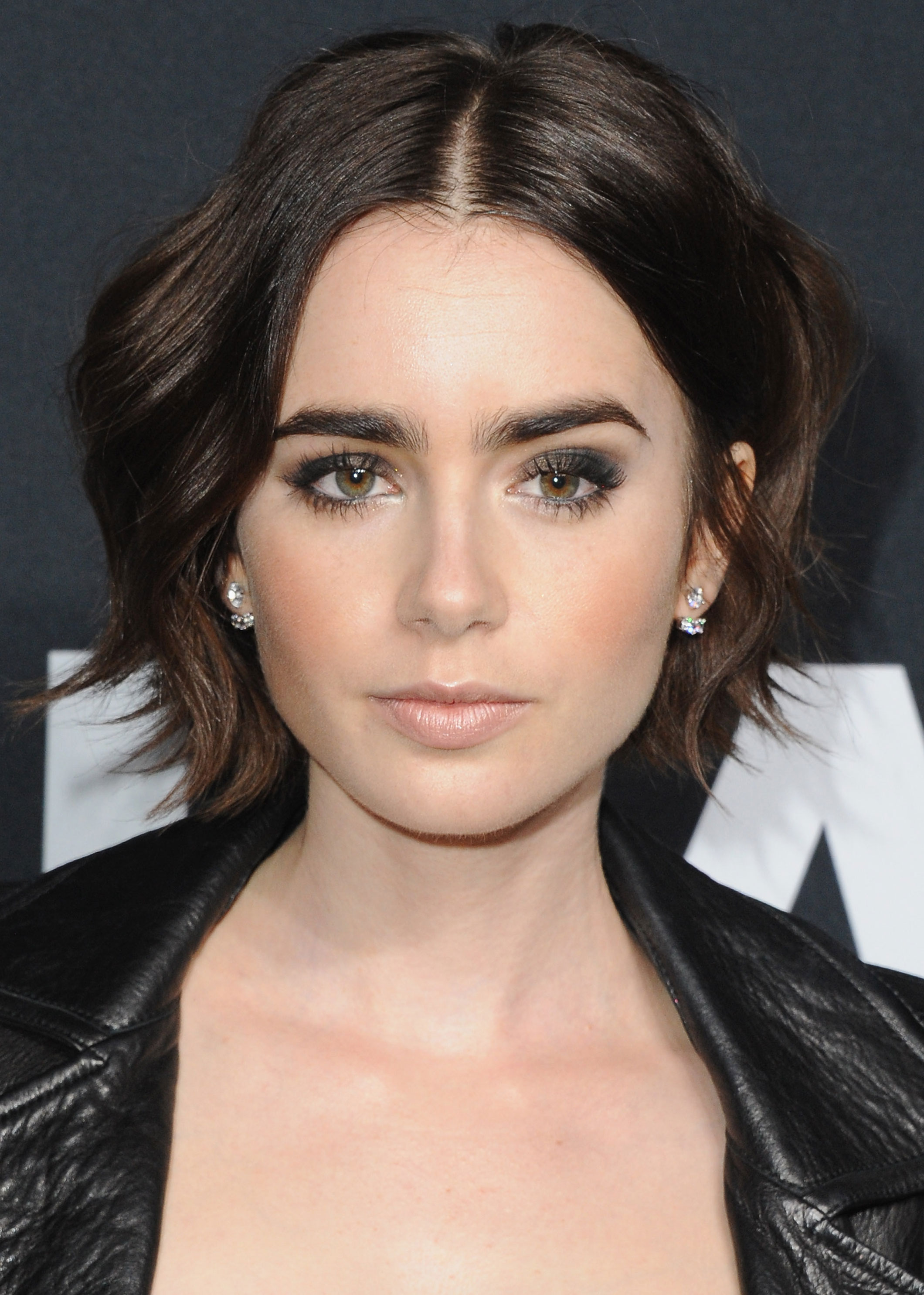 lilly collins hot